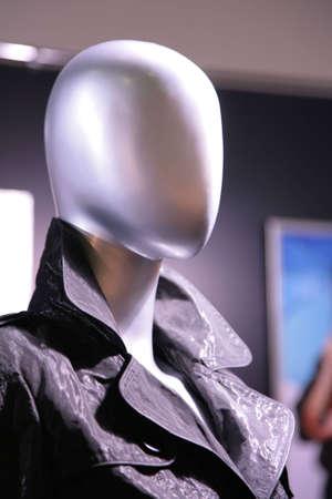 faceless: faceless mannequin Stock Photo