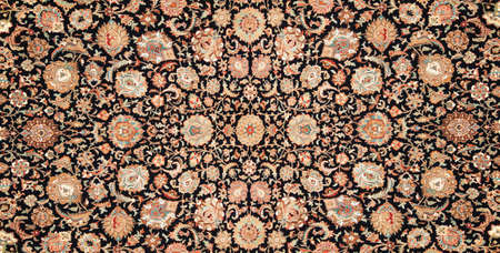 carpet oriental photo