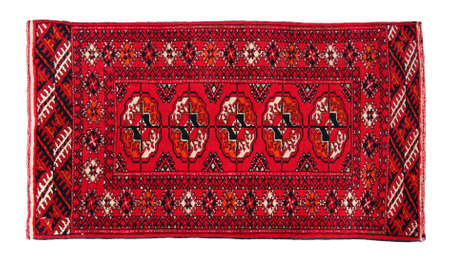 turkish rugs: red carpet
