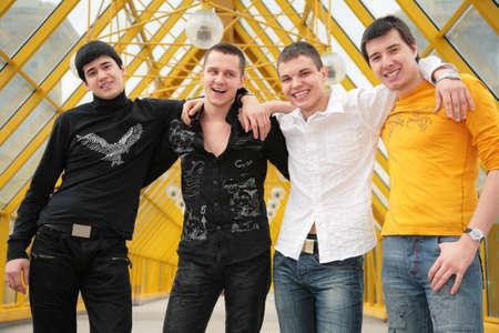 four friends photo
