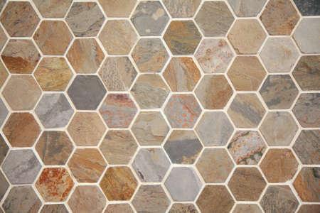 hexagon pave photo