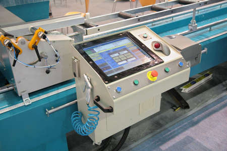 lathe control panel photo