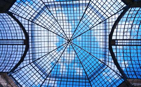 trellised glazed dome photo