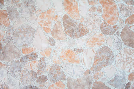 paperhanging: stone ornament on wallpaper
