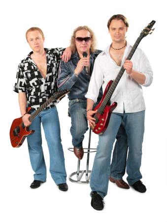 music group photo