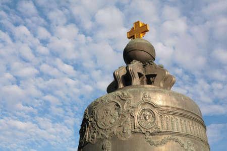 tsar: Tsar bell. Moscow.