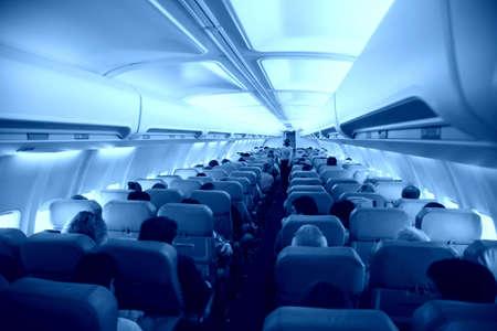 jetplane: Salone di aereo