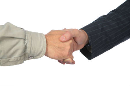 Handshake Stock Photo - 5341500