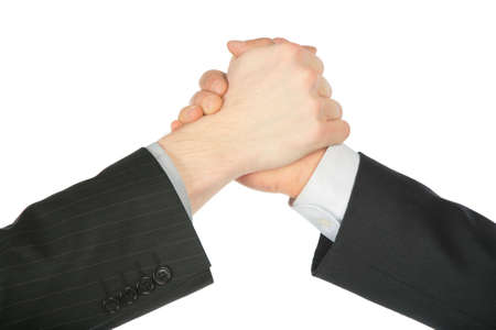 Two hands Stock Photo - 5360091