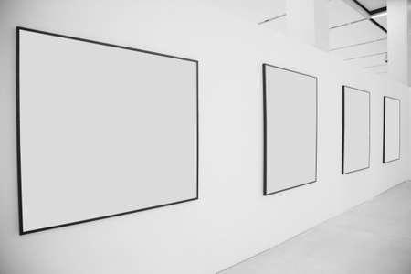 Frames  exhibition hall photo