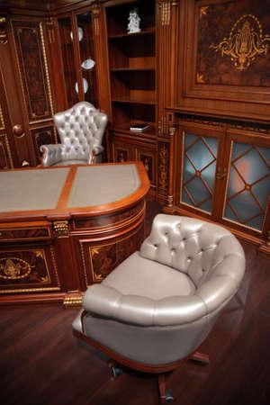 Luxury office interior photo