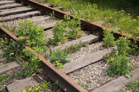 forgotten: Forgotten railway