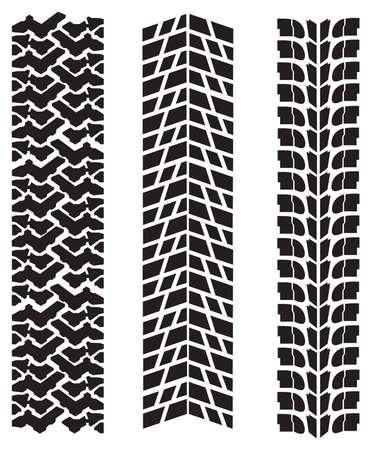 motricit�: vecteur de pneu