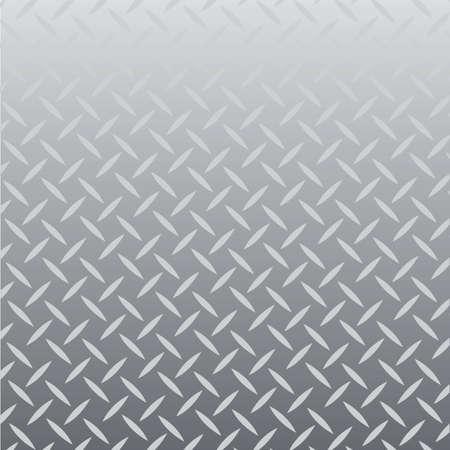 pavimento lucido: superficie metallica vettoriale