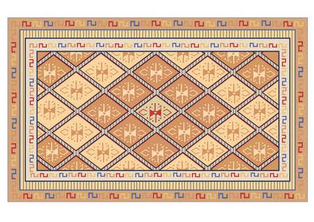 ceiling design: vector de alfombras orientales