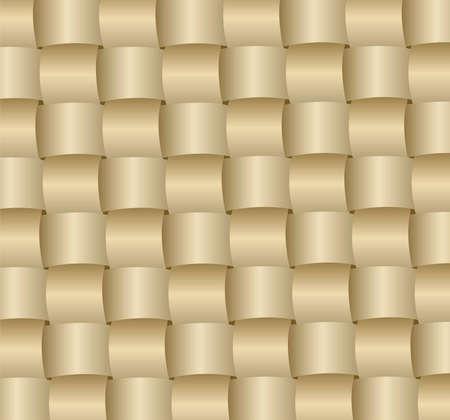 haulm:  braided surface vector Illustration