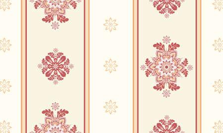 ornamental wallpaper vector Stock Vector - 6629892