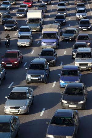 street traffic photo