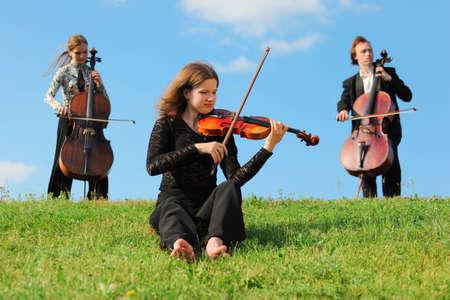 cello: