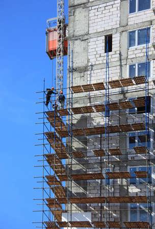 scaffolds: Building in scaffolds