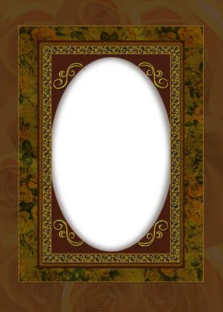 portrait frame collage photo