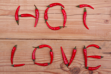 chillies: hot love from chillies