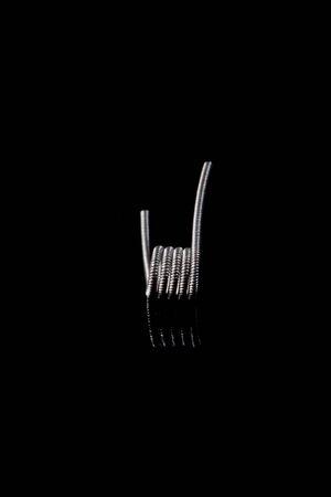 vape coil kanthal black