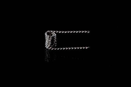 bobina: vaporizador bobina kanthal negro