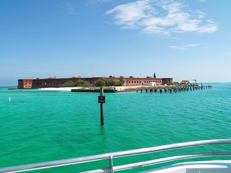 dry tortugas: Fort Jefferson, Dry Tortugas, Florida