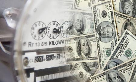 contador electrico: Los costos de la energ�a mucho dinero