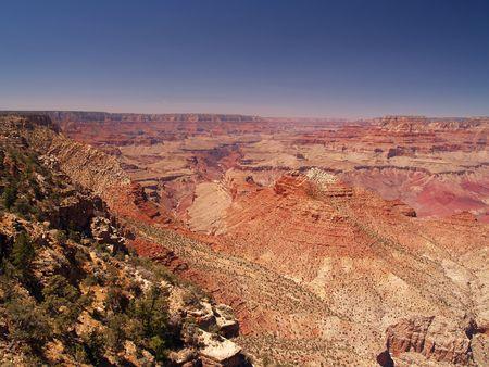 Panorama of Grand Canyon, Arizona, USA   Stock Photo - 3871470