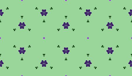 motifs: background with ethnic motifs seamless pattern