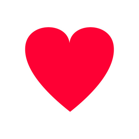 Hand gezeichnet Herzen gesetzt Vektorgrafik