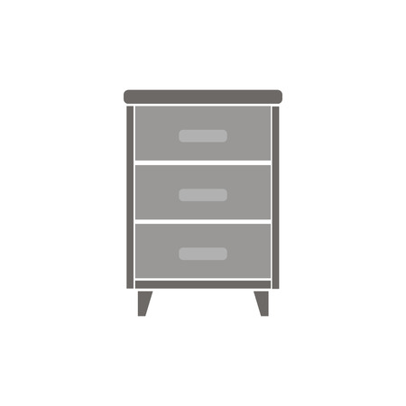 nightstand: Nightstand vector icon