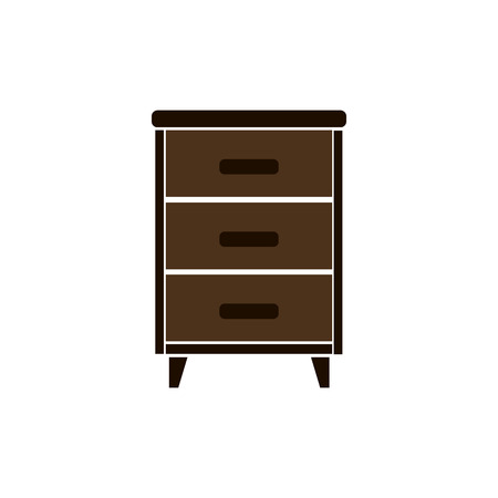 filing cabinet: filing cabinet icon for Web and Mobile