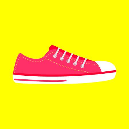 Sneakers vector icon Çizim