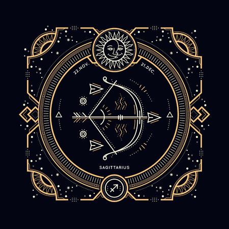 sagittarius zodiac element - 450×450