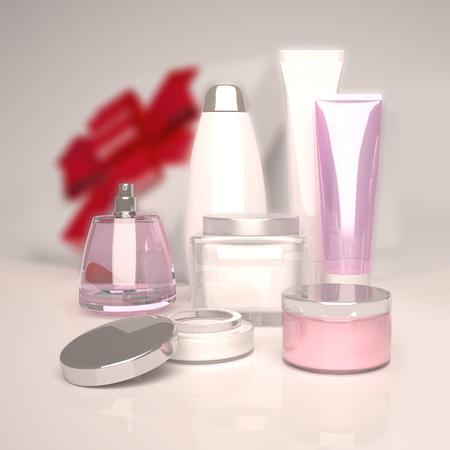 cremas faciales: belleza cuidado de la piel