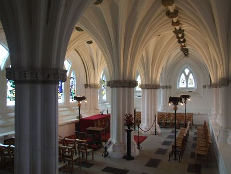 hymnal: Old Chapel