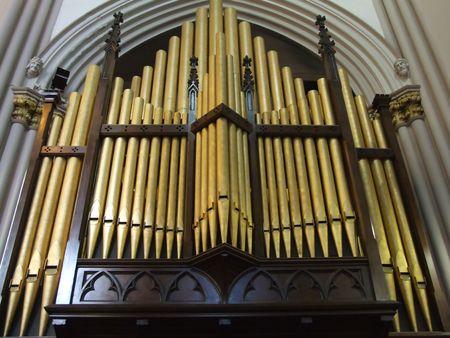 hymnal: Cattedrale Organo 1 Archivio Fotografico