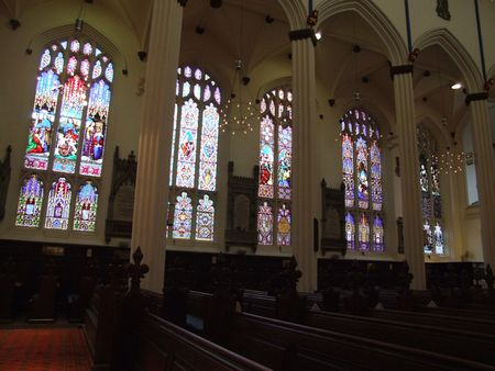 hymnal: Cathedral Indoor 1