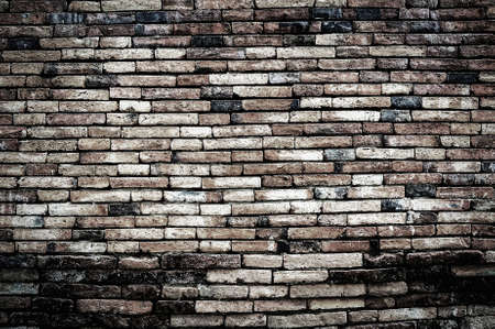 old brick wall: Old brick wall texture background