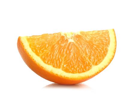 オレンジ スライス 写真素材
