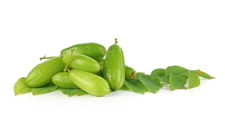 south east asia: Bilimbi fruits of South East Asia Stock Photo
