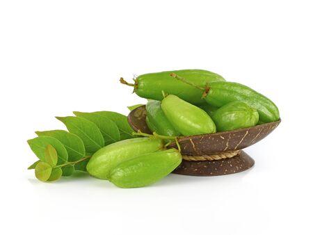 south east: Bilimbi fruits of South East Asia Stock Photo