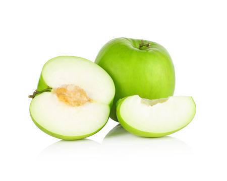 jujube fruits: Jujube fruit isolated on white background
