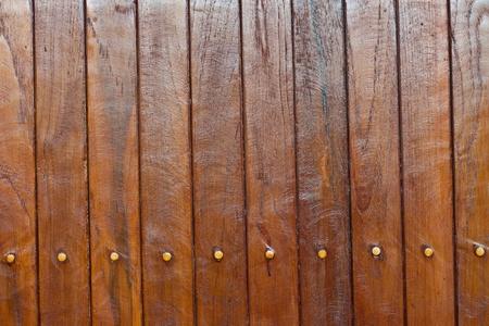 Walls made   8203;  8203;of wood