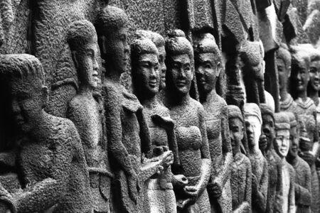 bas relief: Sculpture bas relief