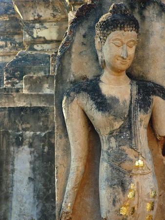 Buddha delicate beauty Stock Photo - 10588199