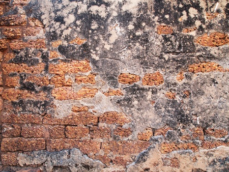 wall textures: Old brick walls